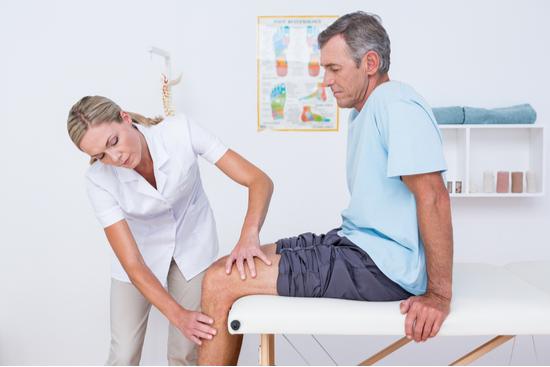 טיפול בכאבים בברך