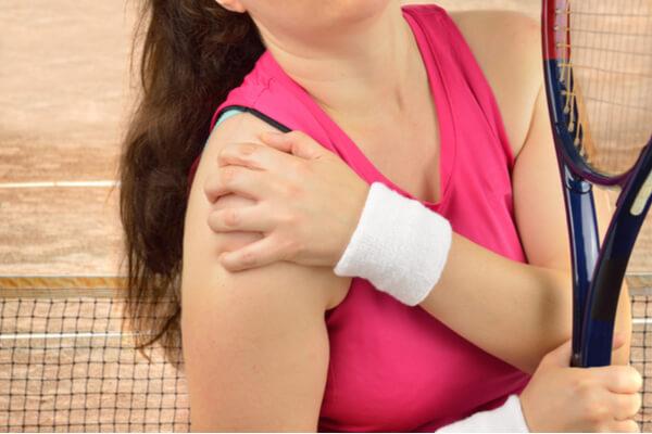 דלקת בגיד הכתף - פציעות ספורט